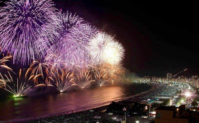O Réveillon no Rio de Janeiro (New Year's Eve)