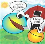 I Speak English!