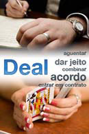 The word Deal