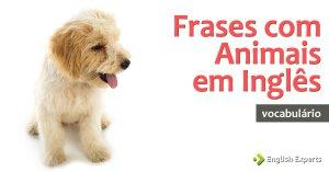 Frases com Animais em Inglês