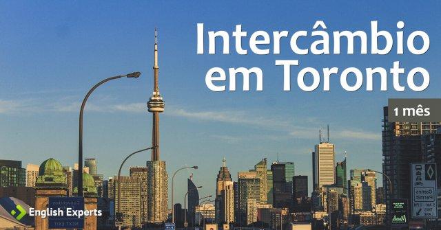 1 Mês de Intercâmbio em Toronto, Canadá