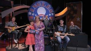 Programa da TV Cultura: Inglês com Música