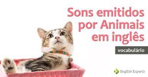 Sons Emitidos por Animais em inglês