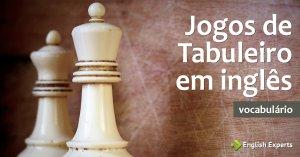 Jogos de Tabuleiro em Inglês