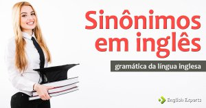 Sinônimos em inglês