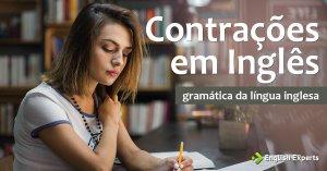 Contrações em inglês: Entendendo o Básico