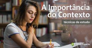 A Importância do Contexto no aprendizado de idiomas