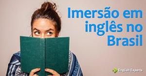 Imersão em inglês no Brasil