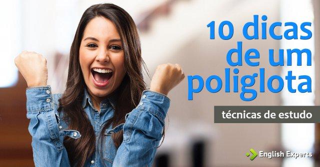10 dicas de um Poliglota