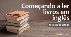 Começando a Ler Livros em inglês