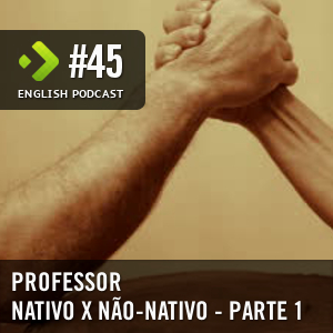 English Podcast capa 45