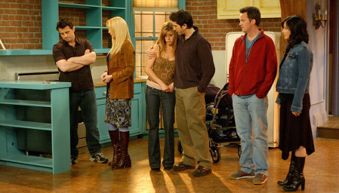 Elenco de friends: último episódio
