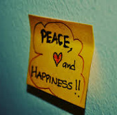 Peace and happiness