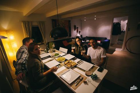Jantar de Boas Vindas