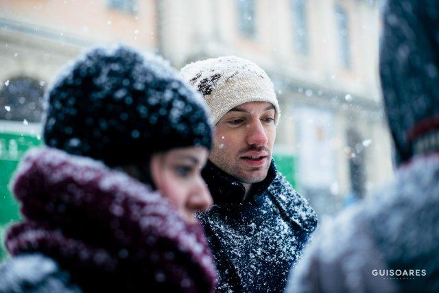Projeto Aurora Boreal: Suécia e Noruega