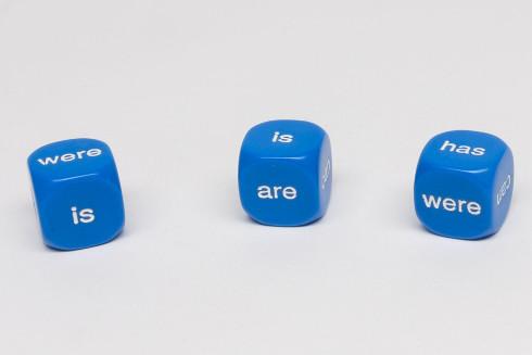 Dados de verbos auxiliares