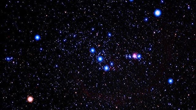 POEMAS SIDERALES ( Sol, Luna, Estrellas, Tierra, Naturaleza, Galaxias...) - Página 26 Orion