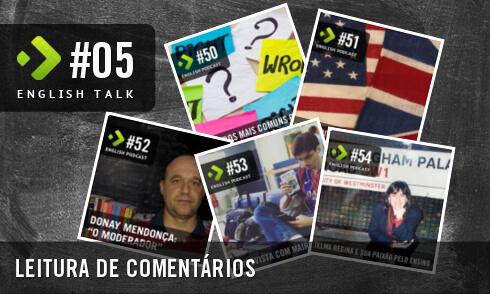 English talk 05 vitrine