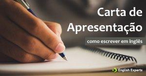 Como Escrever uma Carta de Apresentação em Inglês