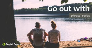 Go out with/together: O que Significa este Phrasal Verb?
