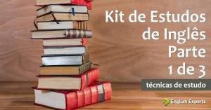 Kit de Estudos de Inglês
