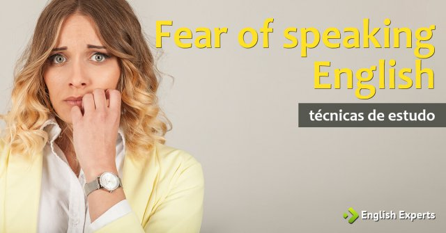 Fear of Speaking English