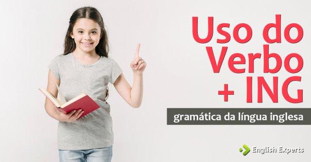 Uso do verbo mais ING