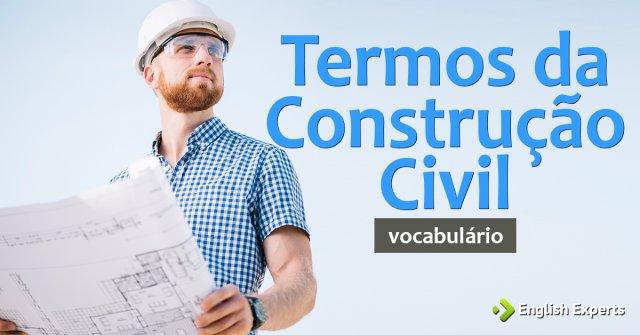 Termos da Construção Civil em inglês